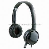 Buy cheap Computer Headset with Omni- and Uni-directional Microphone product