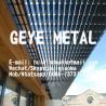 Buy cheap Press Locked Aluminium Bar Grate Louvered Type, Sunshade Aluminum Louver Grating from wholesalers