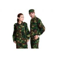 China Forest BDU / ACU Army Battle Dress Uniform Special Design Breathable Metal Button Cuffs on sale