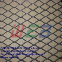 Buy cheap Expanded metal lath for construction (Anping Manufacturer) product