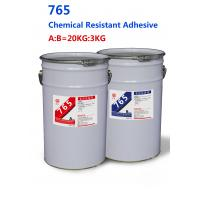 Buy cheap Weeton 765 Chemical Resistant Adhesive Flexible packaging , 2K PU adhesive for retort pouch product