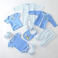 Quality 19 - 24 Months Baby Boy Clothing Sets Knitted Interlock Fabric Type 8pcs for sale