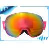 Cheap Ski goggle easy change lens , buckle change lens for woman, revo lens changeable wholesale