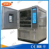 Buy cheap 150 Liters Environmental Temperature Humidity Chamber With -40~150C product