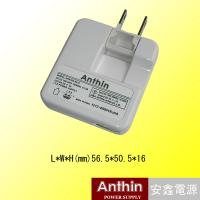 China 5V 1A  portable USB AC/DC Adapters with PSE certification on sale