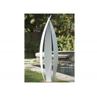 Quality Garden Art Decoration Stainless Steel Painted Sculpture For Sale for sale