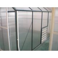 Quality garden greenhouse shutter for sale