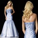 Quality Taffeta Mermaid Party Dress (AL20006) for sale