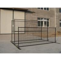 Quality Canada 60x150mm Standard Construction Outdoor Temporary Fence for sale
