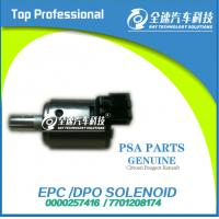 Quality AL4/DP0 DPO Gearbox Brand New EPC solenoid 0000257416/ 7701208174 for sale