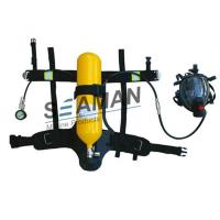 Quality Positive Pressure Air Assisted Breathing Apparatus Set 6LT/ 300bar RHZK6/30 for sale