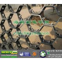 310S Hex Steel Grid framework of Furnace lining supplier from China