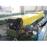 China Strong Electric Controlling Gutter Roll Forming Machine Downspout Machine on sale
