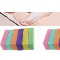 China pedicure PU pumice sponges for foot callus cleaner on sale