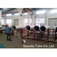 Quality UNS S32760 Welded Duplex Stainless Steel Tube EFW GasStress Corrosion for sale