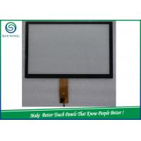 Quality 0.7mm ITO Sensor Glass To 1.1mm 6H Cover Glass 10.1'' Capacitive Touch Screen for sale