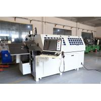 Quality CNC Computer Control Automatic Wire Forming Machine 10 Axis Convenient Operation for sale
