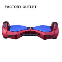 Buy cheap Hot Sale Cool Personal Two Wheel Electric Scooter Self Balancing Mini Segway  Bluetooth Electric Scooter product