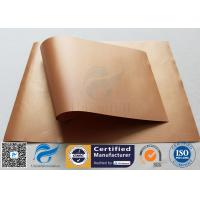 Quality Non Stick Silicone Baking Mat Teflon BBQ Grill Mat 15.75X13 Inch Easy To Clean for sale