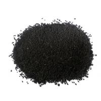 Quality Skid Proof Black Rubber Granules , Wear Resistant EPDM Rubber Crumb for sale