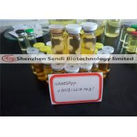 Buy cheap Trenbolone Acetate Injection 100mg / Ml , Trenbolone Steroid Muscle Growth Tren A Oil Liquid product