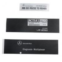 China OEM Mercedes Benz Star Diagnostic Tool Benz Star With Multiplexer + Cables on sale