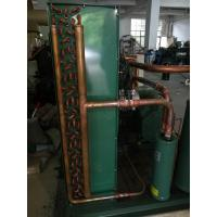 Quality Bitzer Restaurant Refrigeration Condensing Unit 25HP With Air Cooling Low Temperature for sale