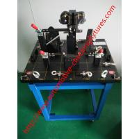 Buy cheap Customized Structure Checking Gauge , Weld Fixture Components High Precision from wholesalers