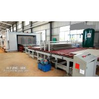 Quality White Fireproofing Fiber Cement Board Machine And Exterior Wall Board Machine for sale