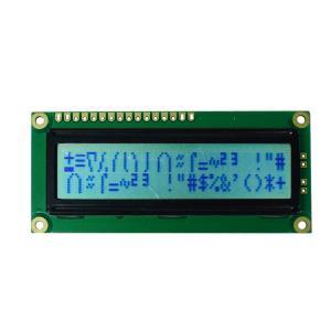 China Monochrome LCD Monitor Module 20*2 Character Dot Matrix Embedded Display Module on sale