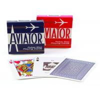Quality Aviator Pinochle Marked Card Deck / Invisible Spy Playing Cards For Poker Cheat for sale