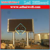 Quality Outdoor Billboard Full Color P16 LED Screen Digital Sign Advertising Display for sale