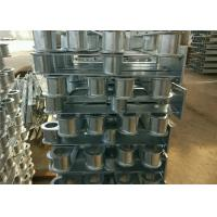 Hot Dipped Galvanized Heavy Duty Steel Grating For Industrial Plant Floor
