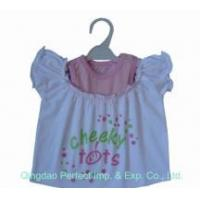 China Baby Girl T-Shirts (BTS7029) on sale