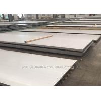 Quality BA Finish Hot Rolled Stainless Steel Sheet 904L Austenite Steel Non - Magnetic for sale