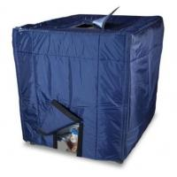 Quality Coated Polyester Material Insulated Pallet Covers Reusable CE Certification for sale