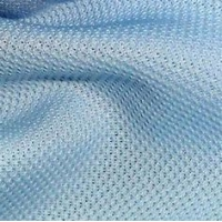 """Quality 400GSM 56"""" Tear Resistant Polyester Mesh Fabric Vinyl Coated for sale"""
