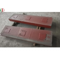 Quality Chrome Martensitic  RM80 Impact Crusher Cement Mill Liners for sale