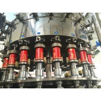 Quality Carbonated Beverage Filling Line 5000 -10000 Can Per/ Hour Drink Canning Machine for sale