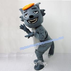 China Big Big Wolf costume on sale