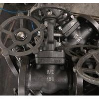 China Gas Oil Industry Handwheel Gate Valve API 602 ANSI B1.20.1 BSP , Flanged Ends on sale