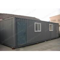 Buy cheap Affordable Pre Bulit Panelized Mobile Steel House ANT CH1602 from wholesalers