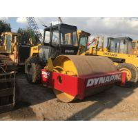 Quality Single Drum Used Road Roller Dynapac CA25D New Paint 125HP Power Deutz Engine for sale