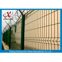 Quality High Resistance Welded Wire Mesh Fence Panel Rot Proof Easily Assembled for sale