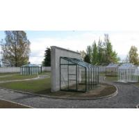 Quality new-style flowers plantting & used garden greenhouse for sale for sale