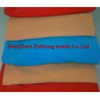 Quality Good quality colorful elastic stretch brushed napped Velcro loop /OK nylon fastener fabric for sale