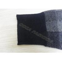 2014 Fashion Mens Wool Sweaters Scoop Neck Stripes Long Sleeve Pullover