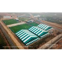 Buy cheap 40 X 75m Clear Span PVC Aluminum Tent For Sport Events / Football Court from wholesalers