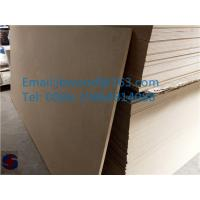 Buy cheap Raw MDF panels product