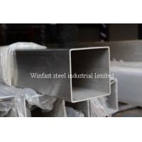 Quality Decoration Welded Stainless Steel Pipe 304 316 316L Inox Square / Rectangular Tube for sale